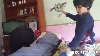 Luigi Vs Buzz Lightyear (PART 3)