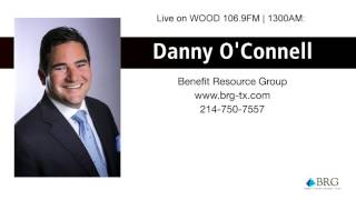 Health Insurance Expert Danny O'Connell live on WOOD 106.9FM