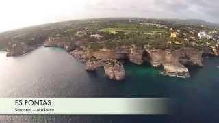 Es Pontas - Felstor in Mallorca