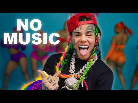 6ix9ine GOOBA except theres no music