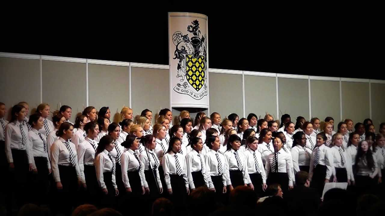 A tribute to florence and the machine aldenham school for House music 2012