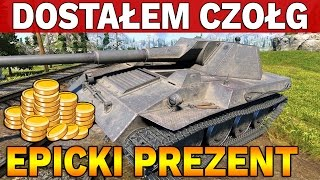 DOSTAŁEM OP CZOŁG OD WARGAMING - World of Tanks