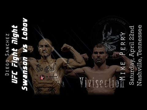 The MMA Vivisection - UFC Nashville: Swanson vs. Lobov picks, odds, & analysis