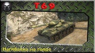 T69 -  Нагибалка на голде