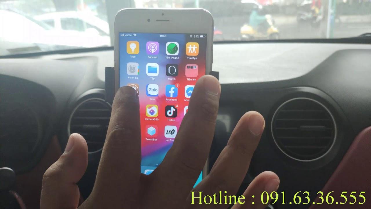 Hướng dẫn jailbreak  iphone , kết nối apple carplay thành công 100%