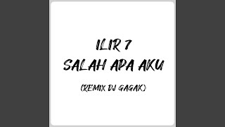Download Mp3 Salah Apa Aku  Remix Dj Gagak
