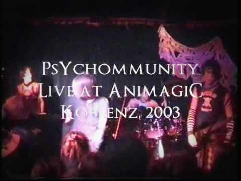 PsYchommunity Live at AnimagiC 2003 mp3