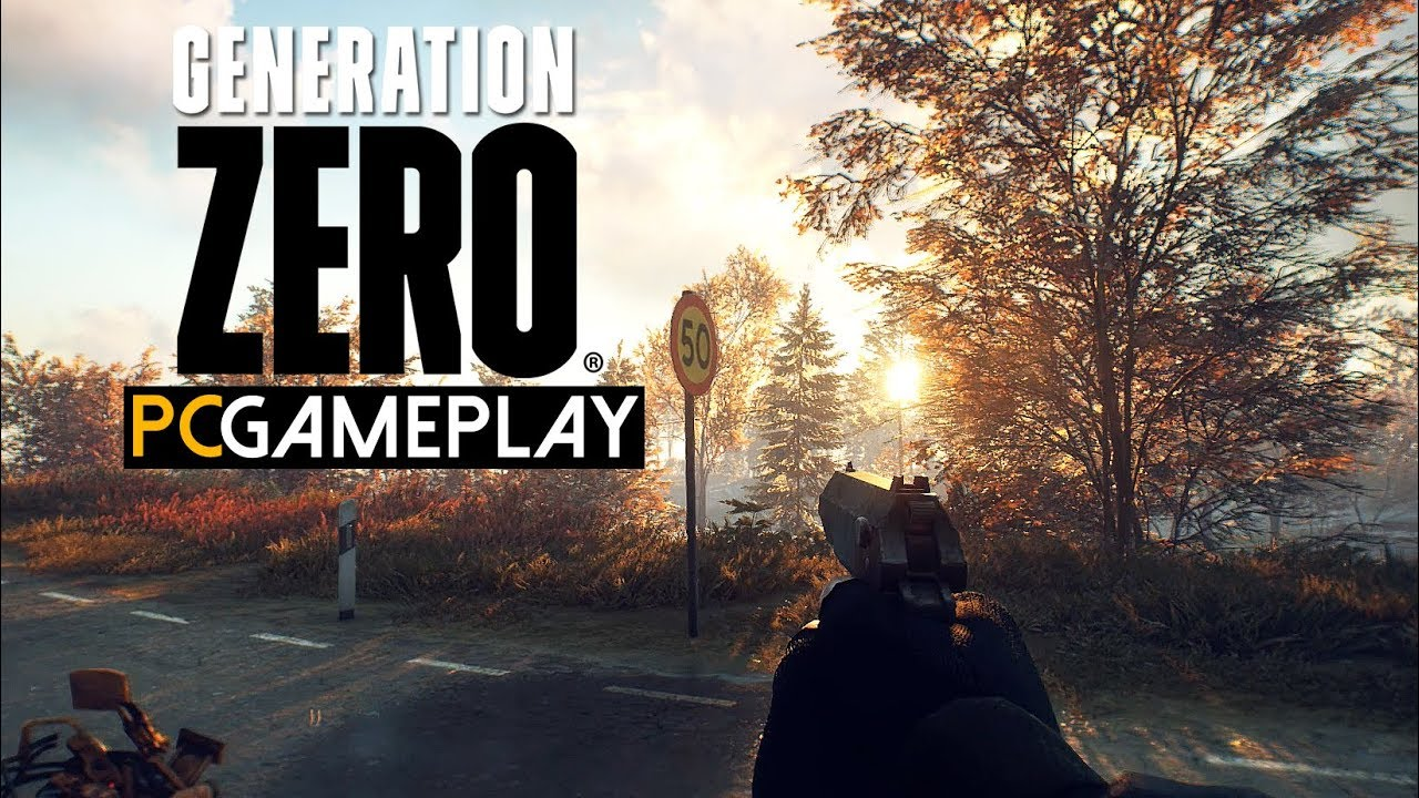 Download Generation Zero Gameplay (PC HD)