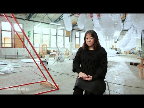 The Theatricality of Chiharu Shiota's Art | Brilliant Ideas