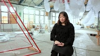 The Theatricality of Chiharu Shiota