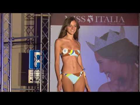 Lavello.  Concorso Nazionale Miss Italia 2017