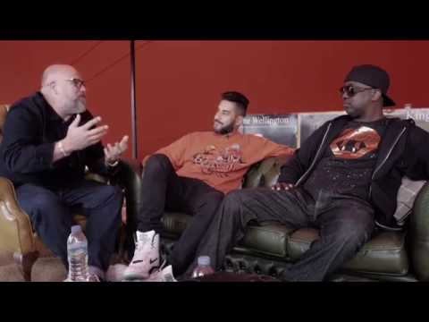 Armand Van Helden & Todd Terry Interview