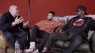 Armand Van Helden & Todd Terry Interview