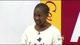 Video Daniele Watts Speaks At USC About Racism, Profiling download MP3, 3GP, MP4, WEBM, AVI, FLV Oktober 2017