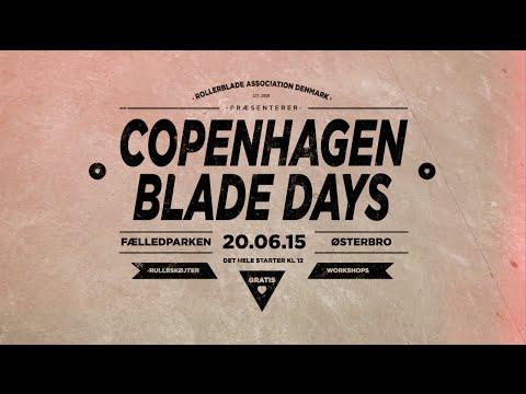 COPENHAGEN Blade Days 2015 - Pro Comp LIVE