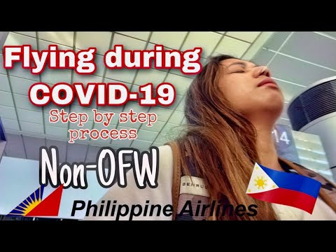 GOING HOME TO THE PHILIPPINES During COVID-19 | DARLISHTV