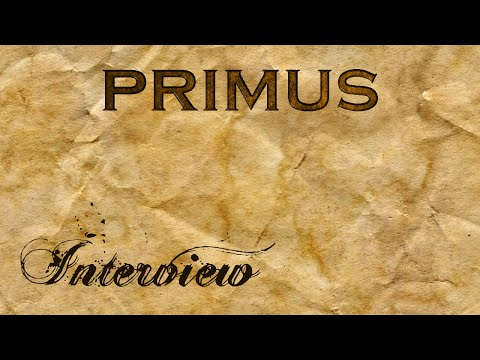 Primus: An Interview With The Players