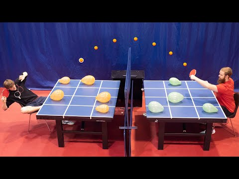 The Greatest Ping Pong Game