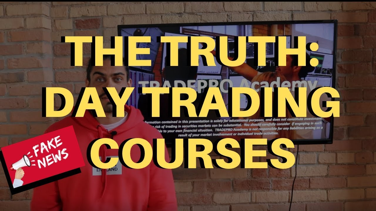 Are day trading courses worth it? An educators honest review - YouTube