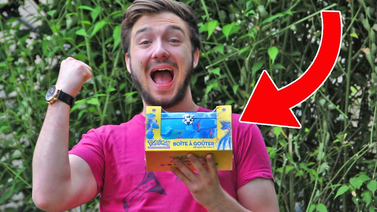La boite pokemon la plus rare de france youtube - Photo de pokemon rare ...