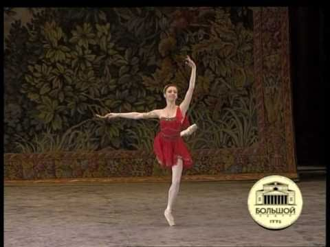 2/3 Esmeralda Diana and Acteon (Variations) Lantratov & Krysanova