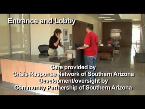 Crisis Response Center - YouTube