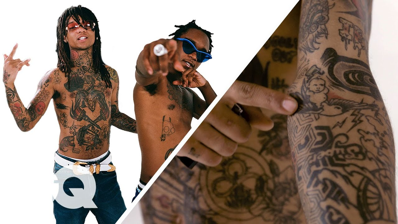 Rae Sremmurd Break Down Their Tattoos