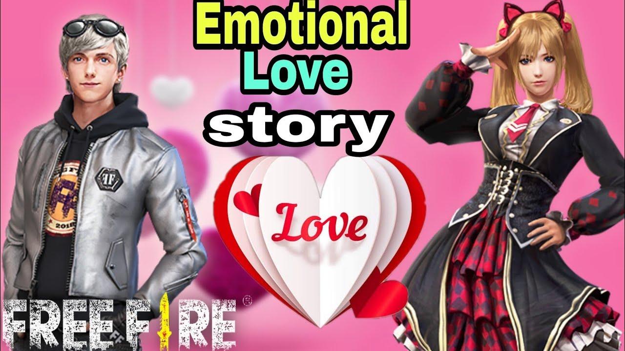 #FREEFIRE #TIKTOK #PUBG Emotional Love ❤ Story part 2 free fire (Desi Free Fire)