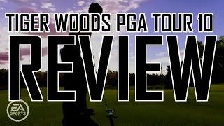 Tiger Woods PGA Tour 10 review