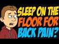 default - Back Pain Lying On Back