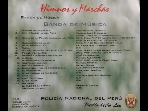 Himnos y Marchas PNP