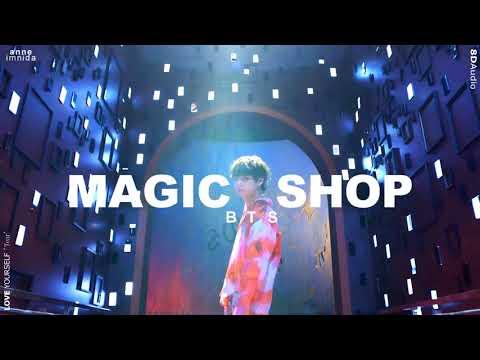 BTS  (방탄소년단) - MAGIC SHOP [8D AUDIO] USE HEADPHONES