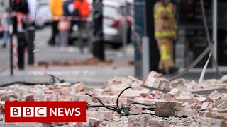 Earthquake shakes Melbourne - BBC News