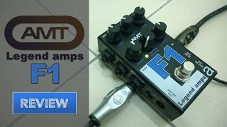 aMT Electronics: F1 (review and demo)