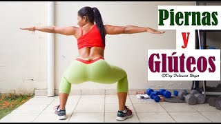 GLUTEOS GRANDES| PIERNAS PERFECTAS |RUTINA 567| Aumentar glúteos| At Home Butt Workout |Dey Palencia