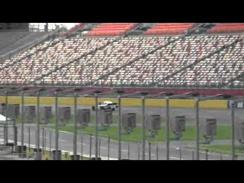 Will 39 s nascar driving experience charlotte motor speedway for Charlotte motor speedway driving experience