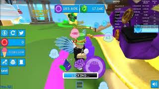 Roblox lce cream simulator gameplay