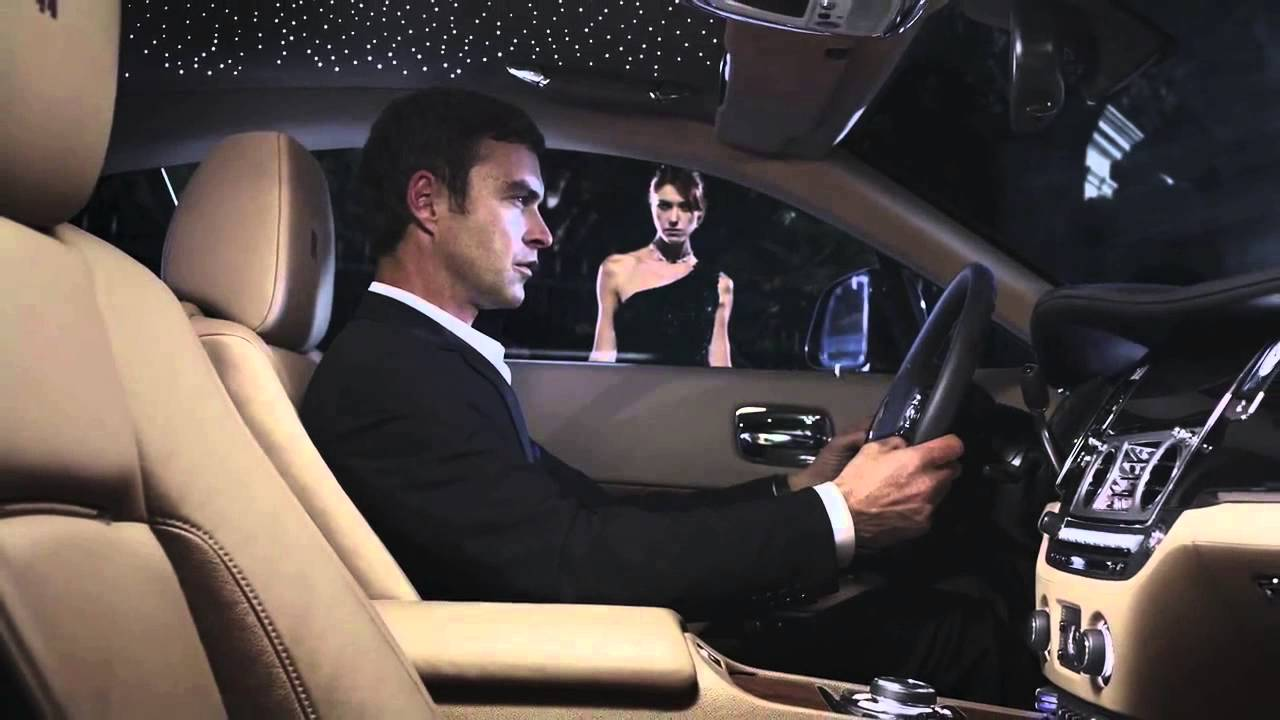 Rolls Royce Wraith Commercial Youtube