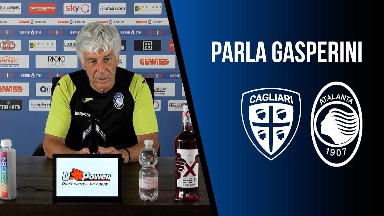 30ª Serie A TIM Cagliari-Atalanta | L'intervista della vigilia a Gian Piero Gasperini