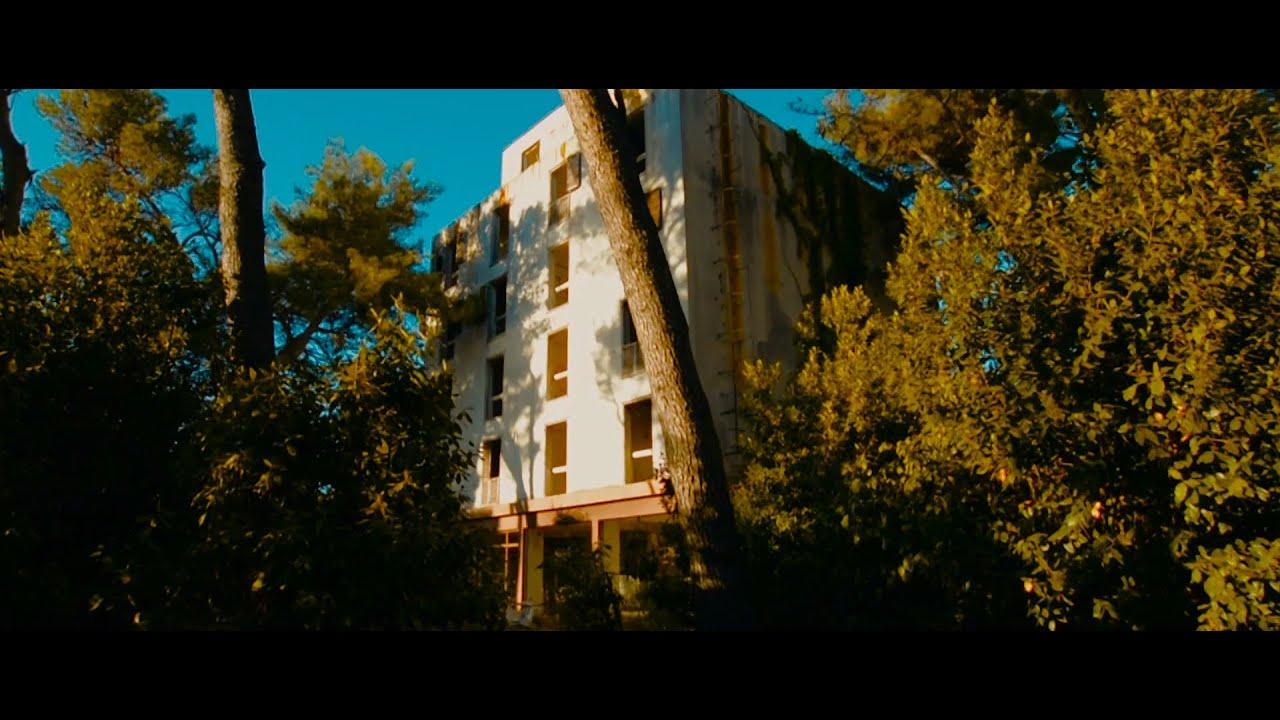 Abandoned Hotel Film Biograd Croatia