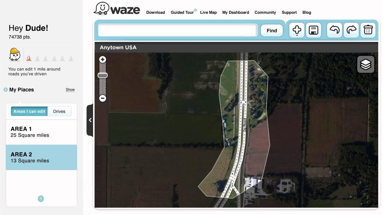 Waze Map Editor Waze Map Editor Guide   Part 2: Getting Started | Waze   YouTube Waze Map Editor