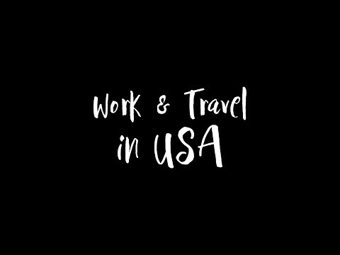 Work & Travel in USA