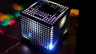 Ночник с управлением жестами, на базе адресных светодиодов  - Урок для Arduino