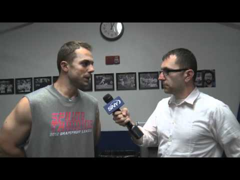 David Wright Spring Training Interview With Matt Cerrone