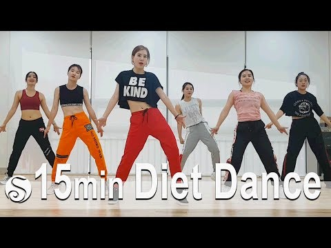 15 minute Diet Dance Workout | 15분 다이어트댄스 | cardio | 홈트