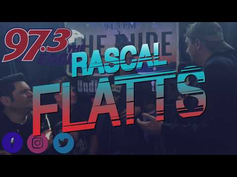 Rascal Flatts - Coop's Country Close-Up Interview