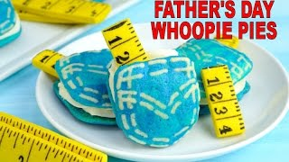 Father's Day Denim Pocket Whoopie Pie, Haniela's