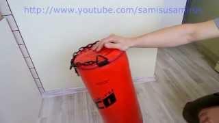 видео Надувная боксерская груша 180 см
