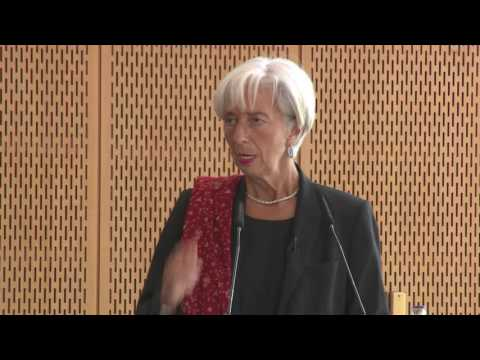 ESMT Open Lecture with Christine Lagarde
