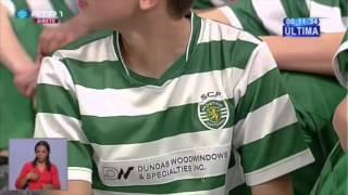 Sporting FC Toronto - Portugal Soccer Tour 2014